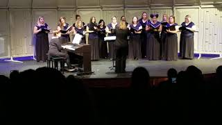 Slumber My Darling Women's Chorus Dec 2017