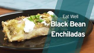 Recipe: Black Bean and Sweet Potato Enchilada
