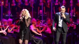 """Beata Kozidrak i Piotr Cugowski """"Noce i dnie"""" - koncert Zakochani w Lublinie"""