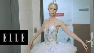 Ballerina Teresa Reichlen Takes Us Backstage at Swan Lake   ELLE