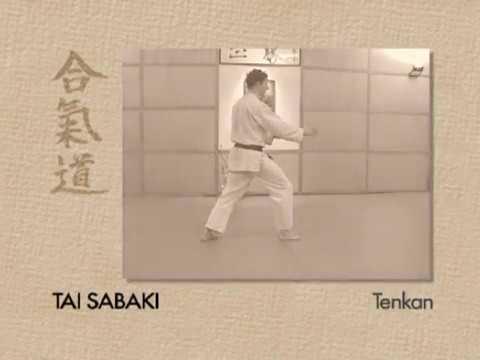 Kyu Prüfungsprogram - Tai Sabaki