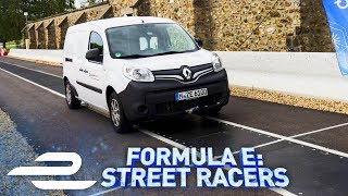 Electric Roads Are Now A Reality! Formula E: Street Racers - Full Episode