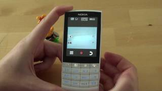Nokia X3-02 Touch and Type Test Kamera