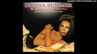Donna Summer - Can't We Just Sit Down (And Talk It Over) (Jandry's Say It All Version 2013)