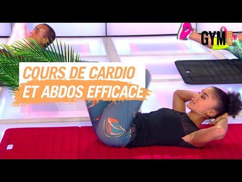 COURS DE CARDIO ET ABDOS EFFICACE - GYM DIRECT