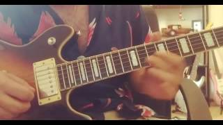 Alan parsons project - Old and wise guitar solo