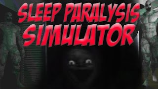Sleep Paralysis & Clown Nightmares... | Sleep Paralysis Simulator Oculus Rift