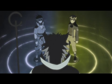 Naruto and Sasuke meet Sage of Six Paths Hagoromo - English Dub - Naruto Shippuden