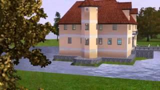 preview picture of video 'Wasserschloss Berbisdorf - Restauriert mit Sims 3'