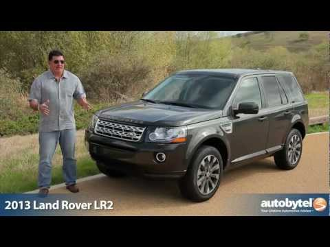 2013 Land Rover LR2 Off-Road Test Drive & SUV Video Review
