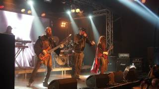 Arcturus - Chaos Path, live at Volta, Moscow 04.03.2017