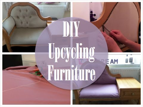 DIY Upcycling Furniture | JadeJonesArt