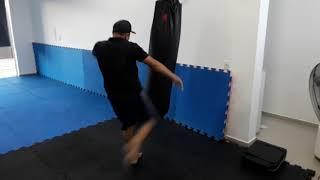 ARTES: MARCIAIS (EQUIPE:  GUERREIROS G/F THAY KICKBOXING (MMA)(8)