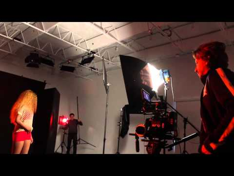 Music Video Production Company Miami | Video Production Nashville | Shooting Music Videos-Zaena-BTS