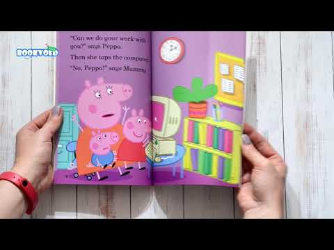 Видео обзор Peppa Pig: The Family Computer
