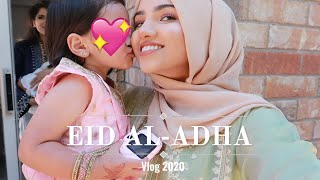 EID AL ADHA VLOG | SUPER BUSY EID WITH THE FAMILY
