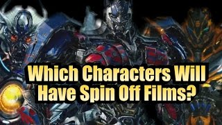 Transformers Films - Character Based Spin Offs?