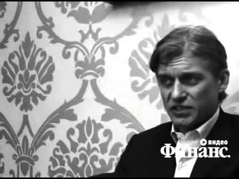 Олег Тиньков - три лучших бизнеса в кризис