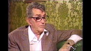Dean Martin Interview 1987 - Talking About Dean Pauls Death