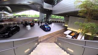 BMW European Delivery - Picking up Azura F10 M5 @ Welt