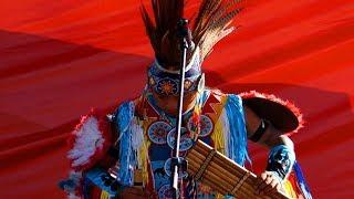Pride Of The Ancestors. Музыка индейцев. Pakari.  #этнопикник