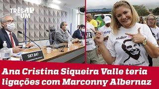 CPI da Covid convoca ex-esposa de Bolsonaro