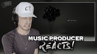 Music Producer Reacts To NF   RETURNS!!!