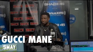 Gucci Mane Charges Sway $50k to Freestyle a Verse on Sway in the Morning | Sway's Universe