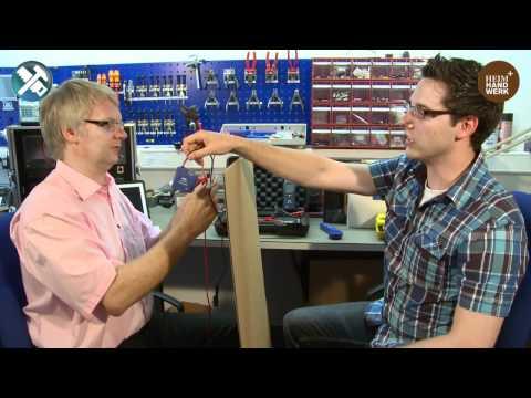 """Interview mit Heimwerker-TV & der PCE Instruments - Thema """"Kabelfinder / Leitungssucher """""""