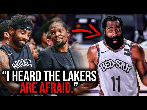The REAL TRUTH Behind The James Harden to The Nets Trade