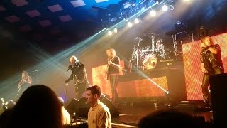Judas Priest - Battle Cry (Intro)/Dragonaut/Metal Gods @ Barrowlands Glasgow Scotland 24/11/2015