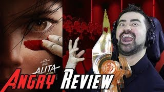 Alita: Battle Angel Angry Review