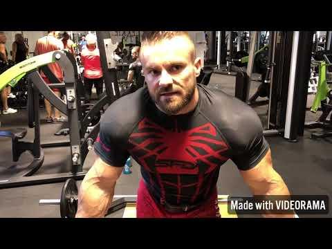 Ćwiczenia mięśni barków filmy
