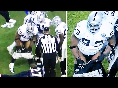10 Hysterical C'MON MAN NFL Moments (Dudes Weiner Almost Falls Out)