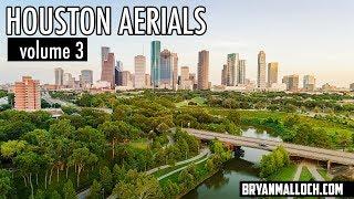 Houston Aerials Vol. 3 - 4K Drone