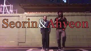 Seorin & Ahyeon Colab Routine | Joy Enriquez-Tell Me How You Feel