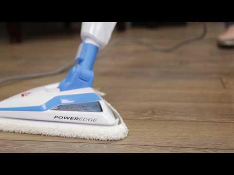 PowerEdge LiftOff Steam Mop Hard Floor Cleaner