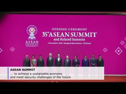 ASEAN calls for support of external partners for regional security