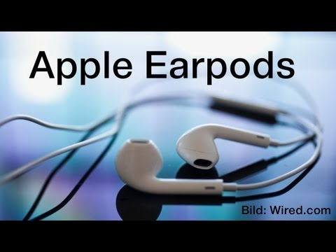 Apple Earpods im Test (Deutsch/German)