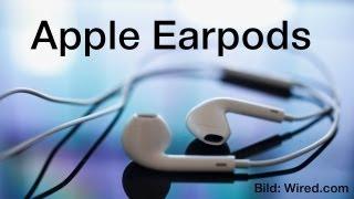 Apple Earpods im Test (Deutsch/German)