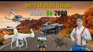 Best 10 Mini Drone Camra Under || Rs: 2000
