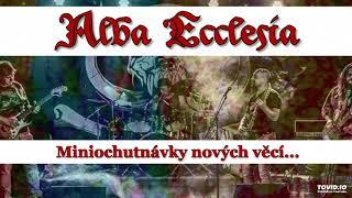 Video Alba Ecclesia - miniochutnávky nových věcí