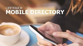 Lifetouch Mobile Directory