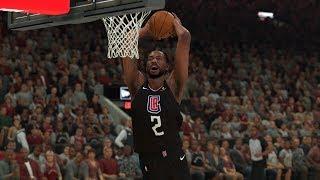 NBA Today 12/11 - Los Angeles Clippers vs Toronto Raptors Full Game Highlights (NBA 2K)