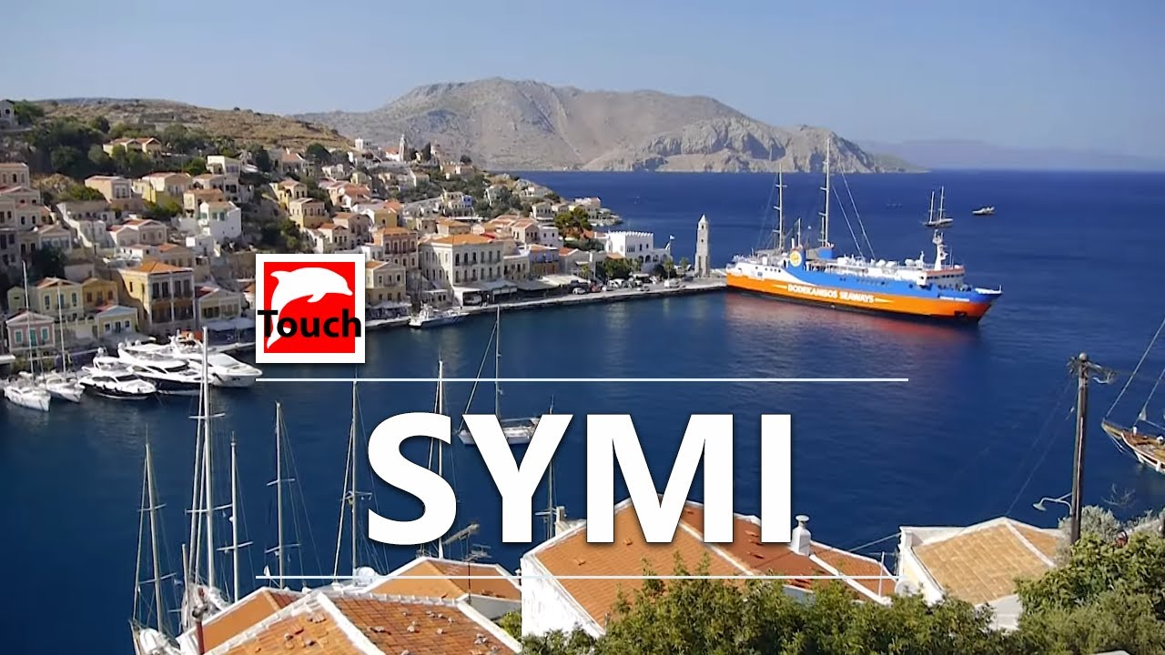 SYMI (Σύμη), Greece