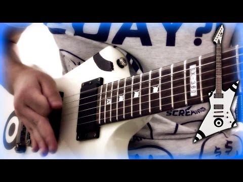Megadeth - She Wolf - Guitar Cover - Full HD 1080p