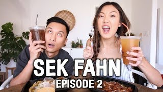 Feeling Unmotivated, Wearing Less Makeup, Marriage [SEK FAHN #2] | WahlieTV EP605