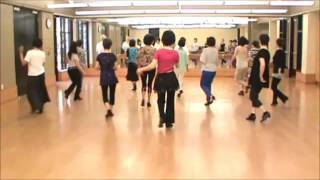 Old Sunshine Line Dance