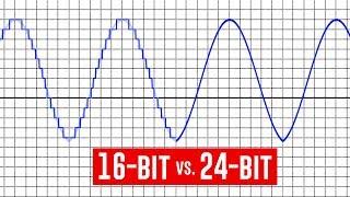16 bit vs. 24 bit Audio, What Should You Record At? (FAQ Series)