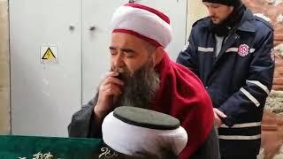 Medîneli Ali Lakâbı ile Marûf Ali ORUÇ Ağabeyimizin Cenâze Namazından Önce Yapılan Tezkiye Konuşması